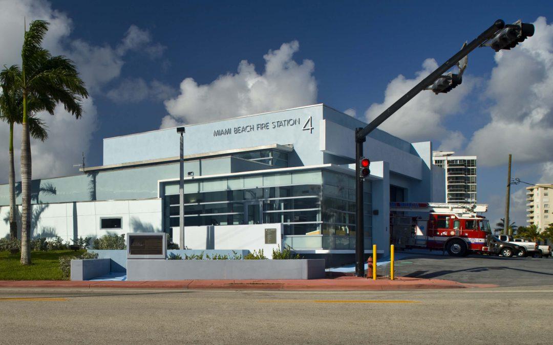 Miami Beach Fire Station No.4